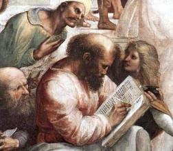 Pythagore, par Raphaël