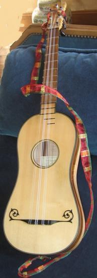 guitare renaissance